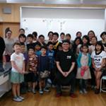 沖縄そば手打ち教室